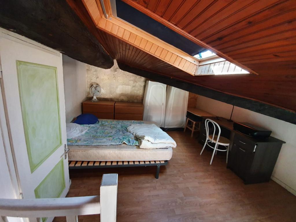 De particulier à particulier, appartement à Bordeaux, 32m²