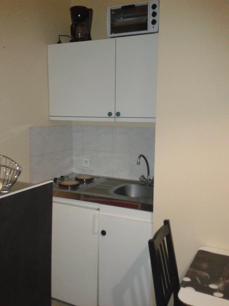 Location de studio meubl sans frais d 39 agence reims for Combien coute une cuisine equipee