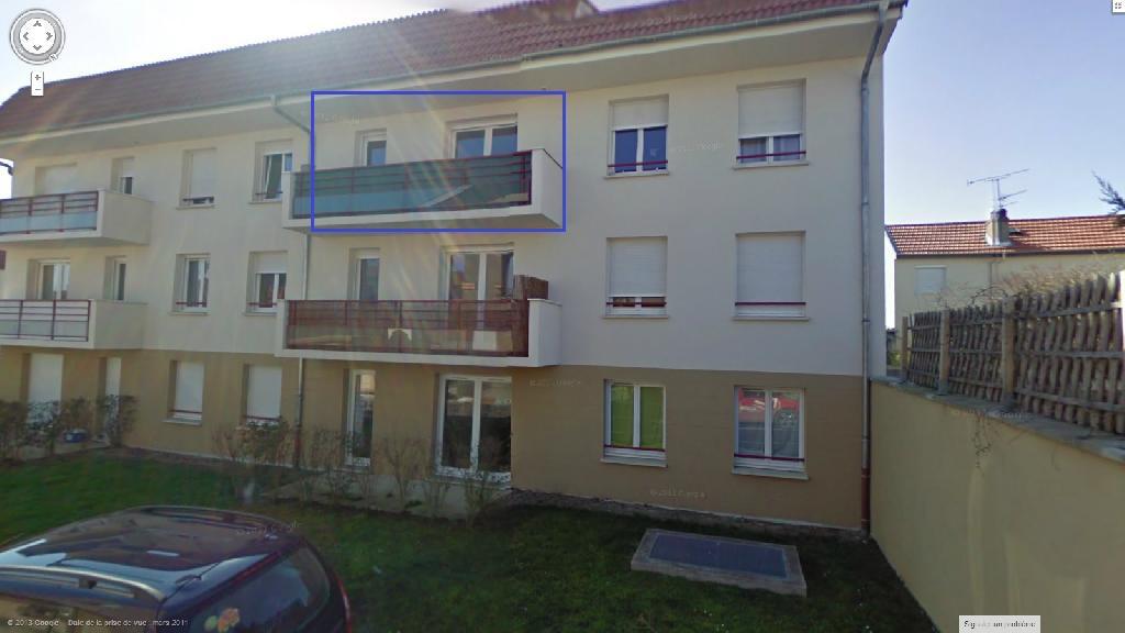 Location particulier à particulier, appartement, de 48m² à Jarville-la-Malgrange