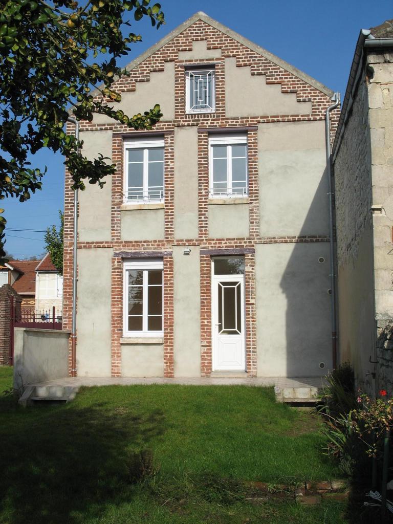 Location particulier à particulier, maison, de 80m² à Margny-lès-Compiègne