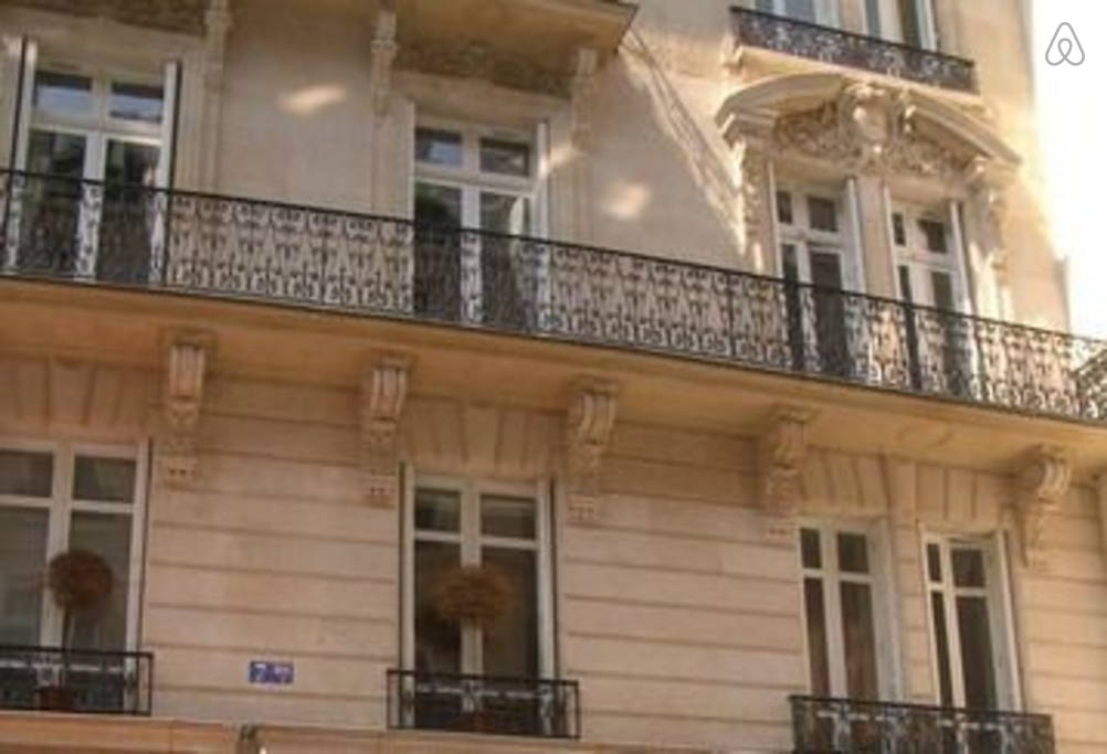 De particulier à particulier , appartement, de 40m² à Paris 08