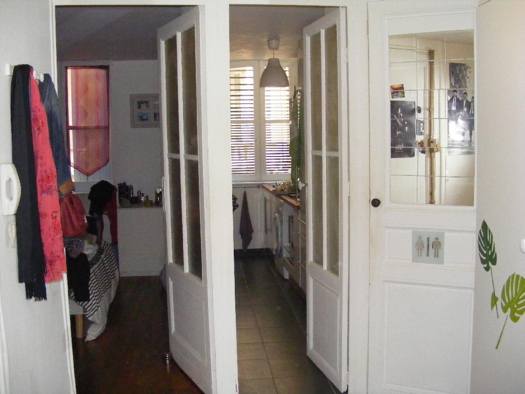 Location d 39 appartement t2 de particulier bordeaux 720 for Location appartement bordeaux 40m2