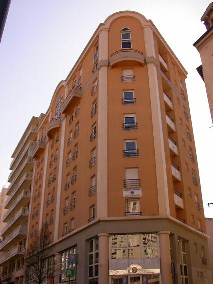 location d 39 appartement meubl de particulier st etienne 370 25 m. Black Bedroom Furniture Sets. Home Design Ideas