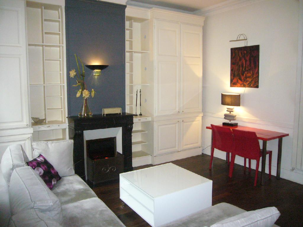 location d 39 appartement t2 meubl entre particuliers paris 75014 1450 45 m. Black Bedroom Furniture Sets. Home Design Ideas