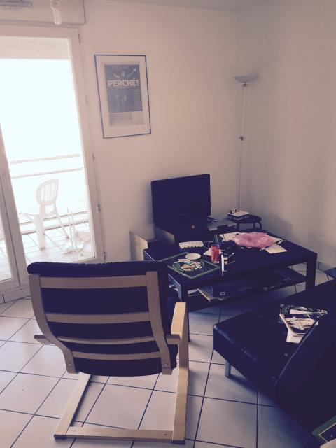 Location d 39 appartement t2 de particulier clermont - Location studio clermont ferrand meuble ...
