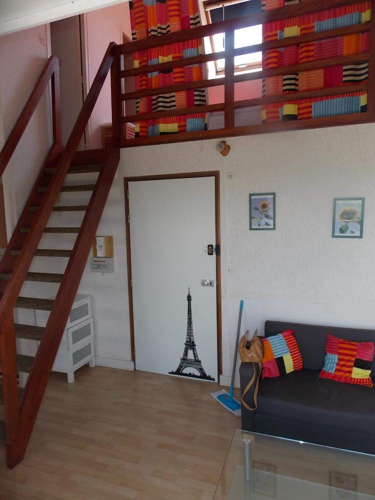 De particulier à particulier Quimper, appartement appartement, 30m²