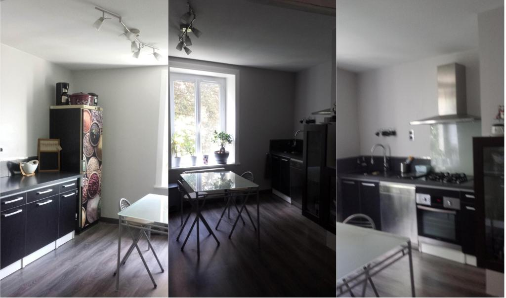 Location particulier à particulier, appartement à Châteauvilain, 100m²