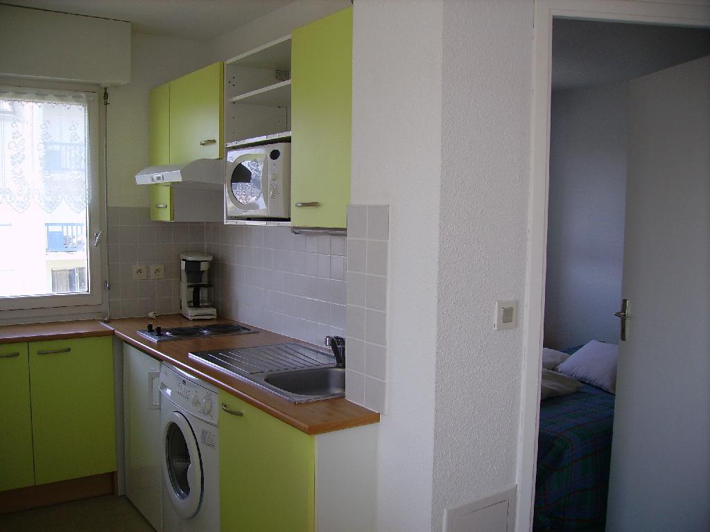 De particulier à particulier, appartement, de 37m² à Ploemeur