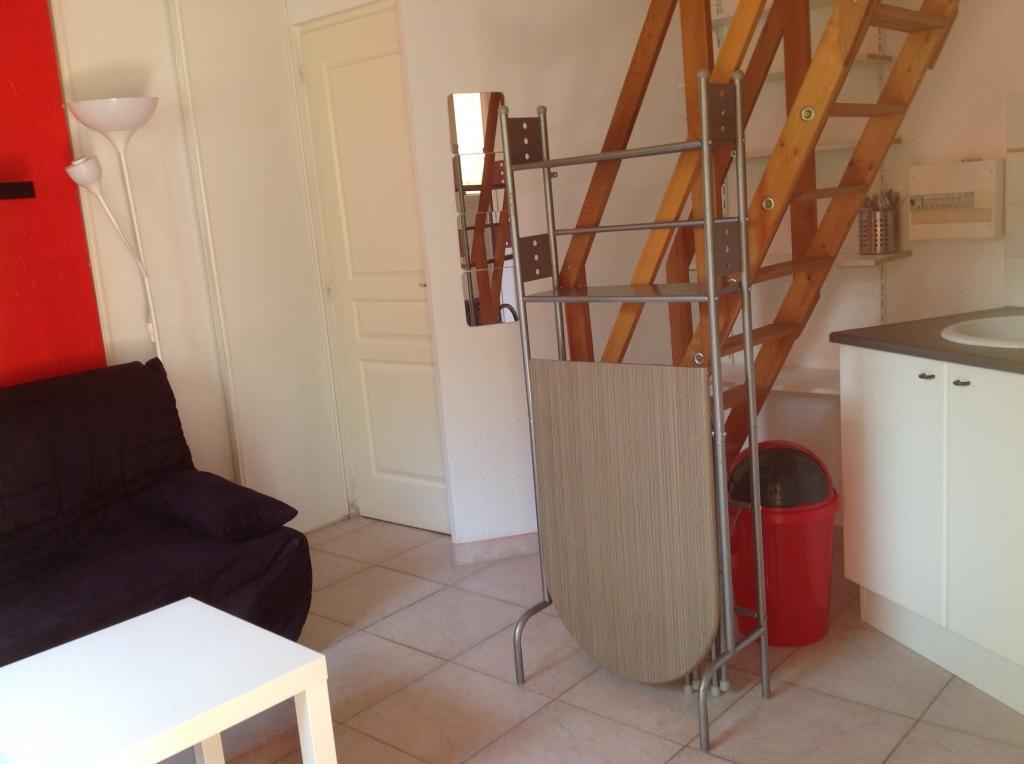 Location particulier à particulier, studio à Combaillaux, 25m²