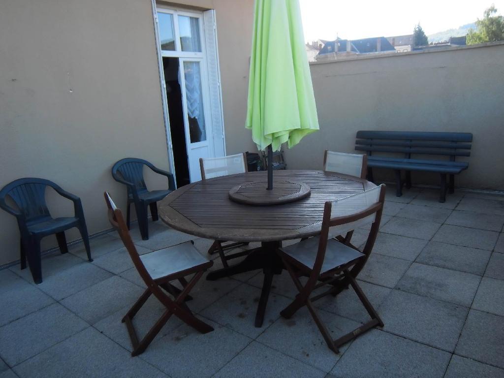 Location appartement entre particulier Dracy-Saint-Loup, de 56m² pour ce appartement