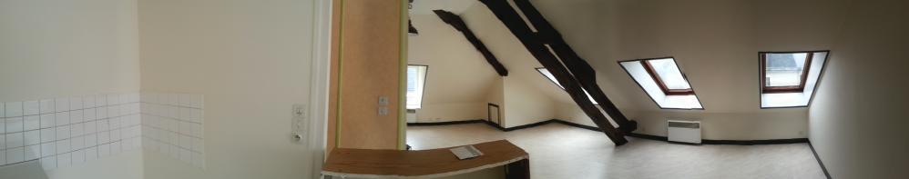 De particulier à particulier, appartement à Châteauroux, 40m²