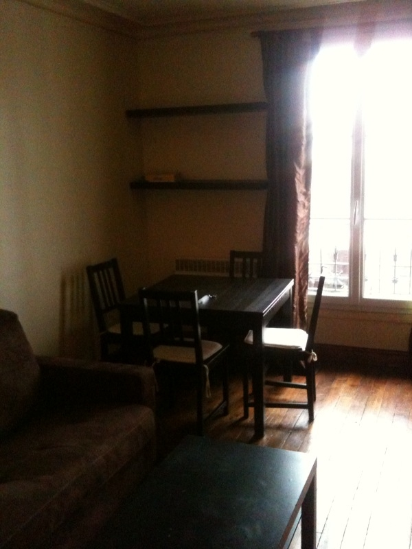 Location d 39 appartement t1 meubl entre particuliers for Appartement meuble location paris