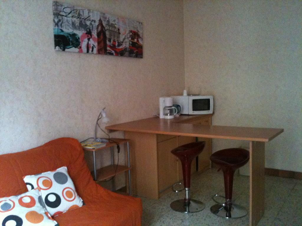 Location appartement entre particulier Tarbes, studio de 20m²