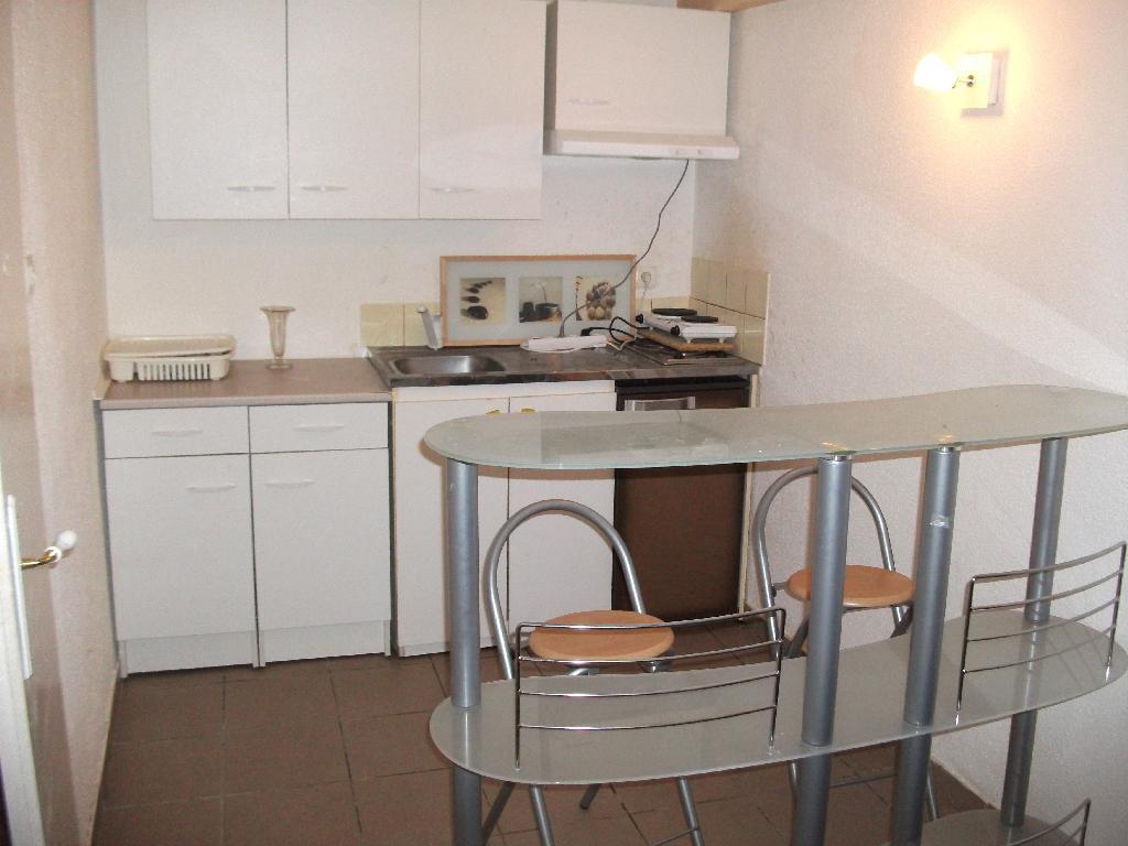 De particulier à particulier Mulhouse, appartement studio de 21m²