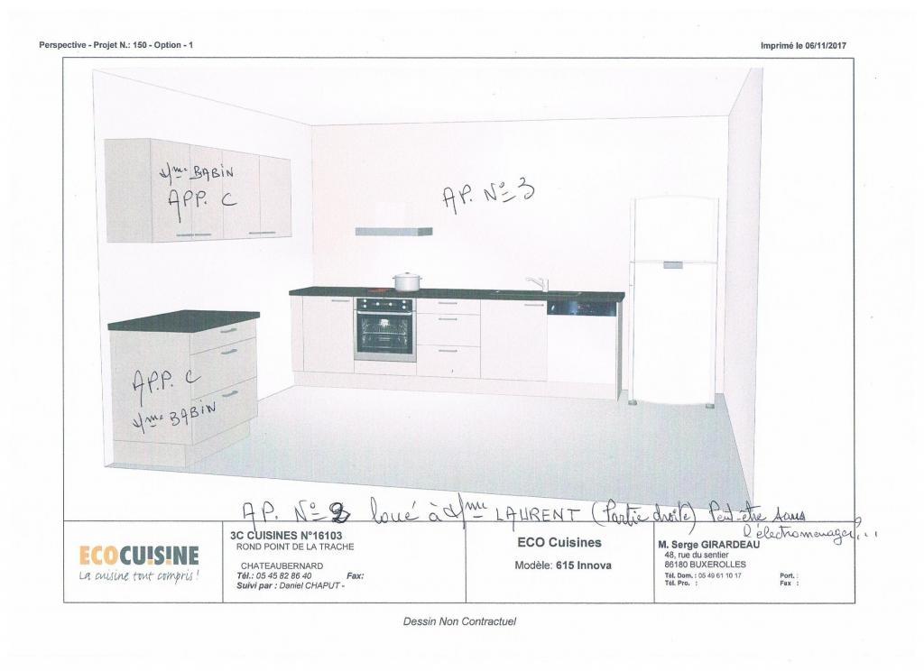 Location particulier à particulier, appartement, de 87m² à Javrezac