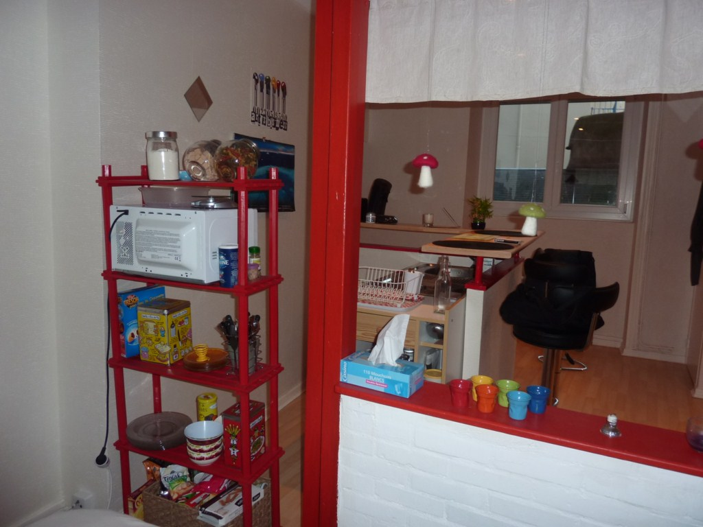 location de studio meubl de particulier clermont ferrand 400 30 m. Black Bedroom Furniture Sets. Home Design Ideas