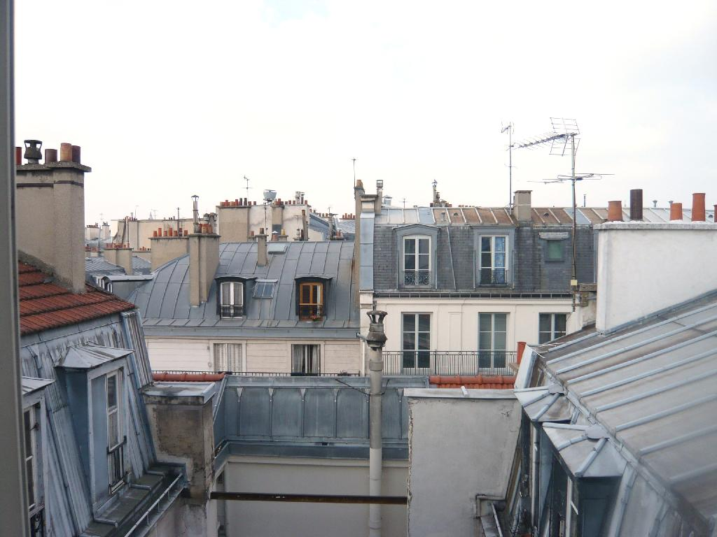 Location appartement T1 Paris 04 - Photo 4
