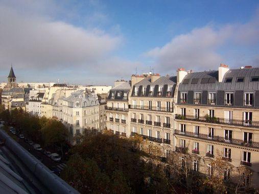 De particulier à particulier, chambre à Paris 06, 13m²
