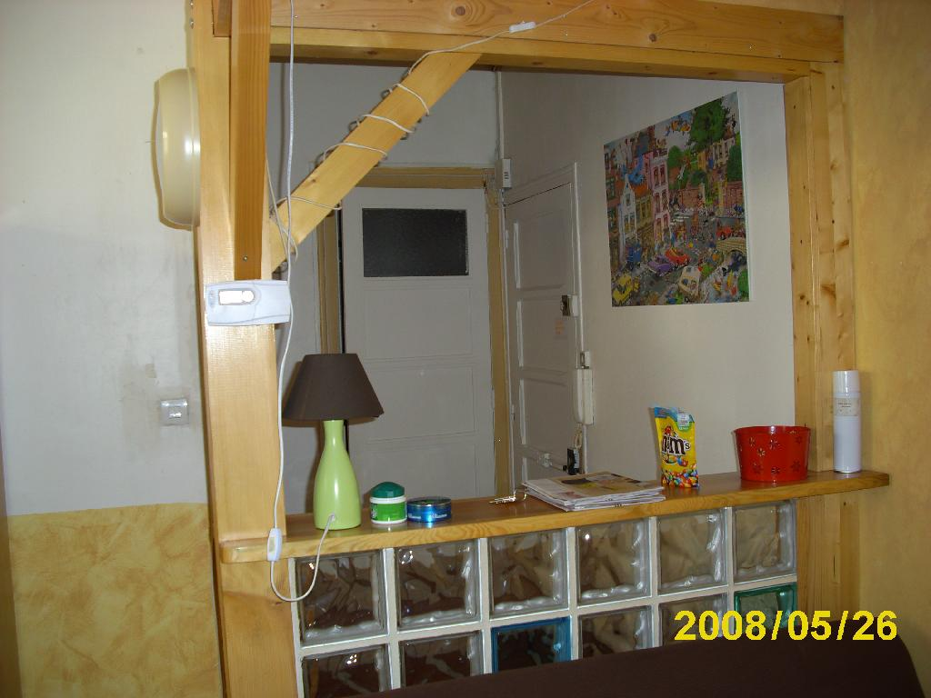 location d 39 appartement t2 de particulier particulier st etienne 400 43 m. Black Bedroom Furniture Sets. Home Design Ideas