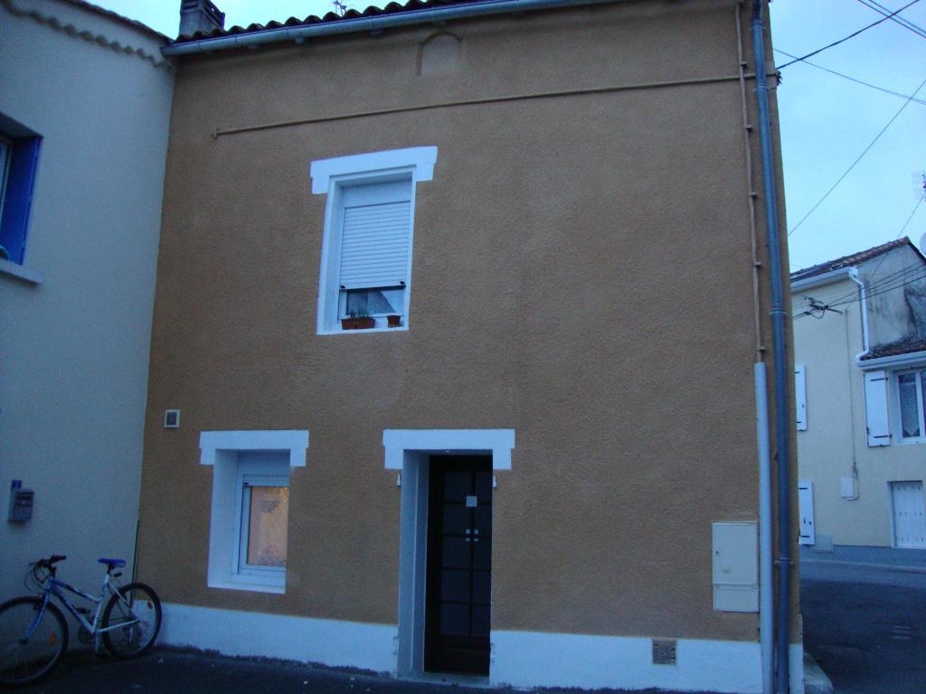 Location de particulier à particulier à Vœuil-et-Giget, appartement appartement de 31m²