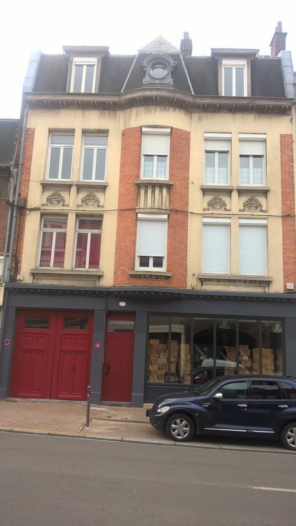 Appartement de 40m2 à louer sur Cambrai