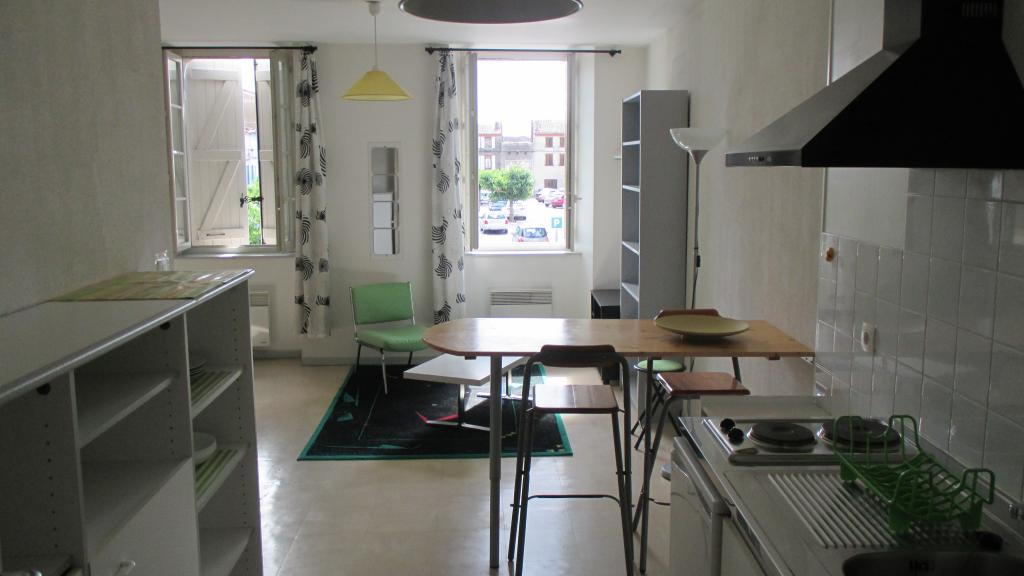 Location de particulier à particulier à Benagues, appartement studio de 30m²