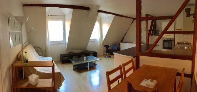 Appartement Meublé En Location à Strasbourg   640 U20ac Strasbourg   67000
