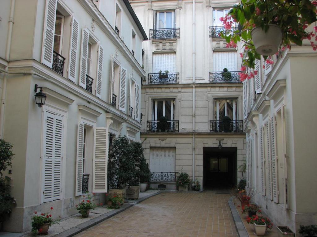 Entre particulier , appartement, de 44m² à Paris 08