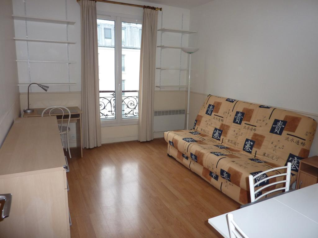 Location de studio meubl de particulier paris 75018 for Location meuble paris 17 particulier