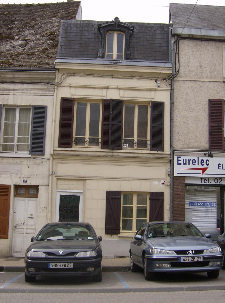 Location maison F5 Ivry la Bataille - Photo 4
