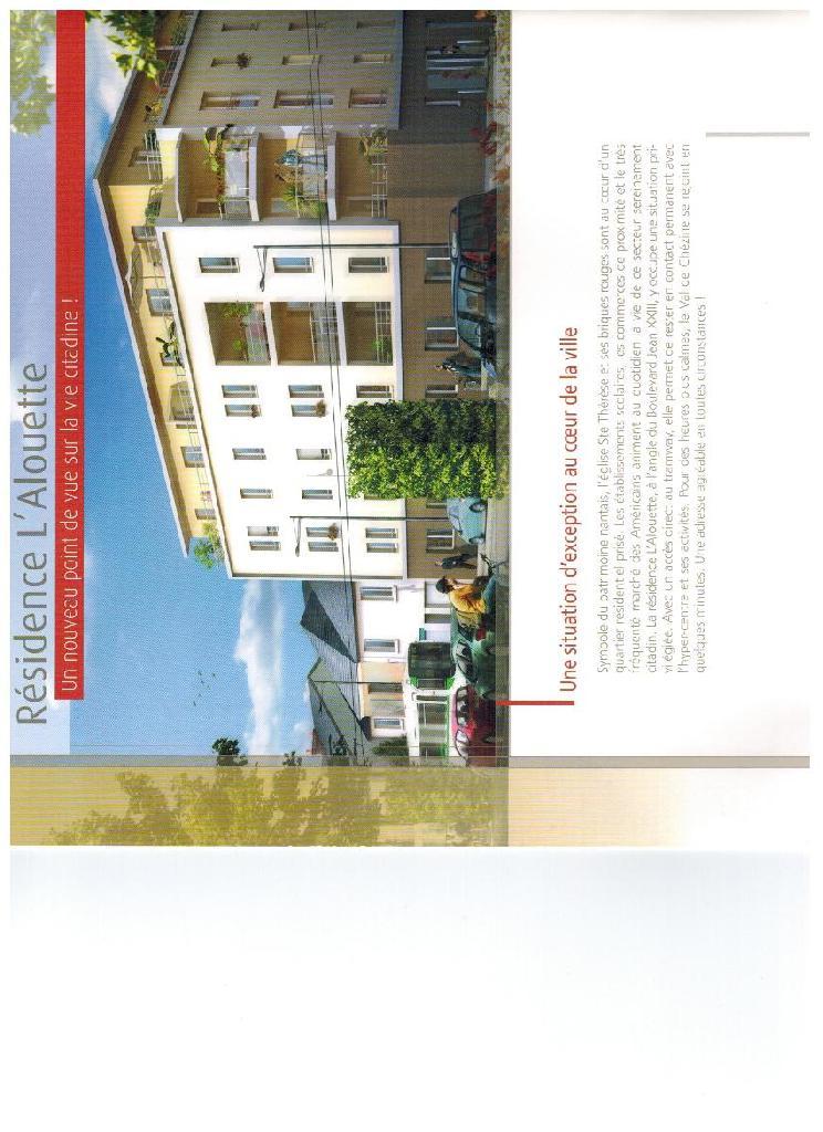 location d 39 appartement t3 sans frais d 39 agence nantes 758 61 m. Black Bedroom Furniture Sets. Home Design Ideas