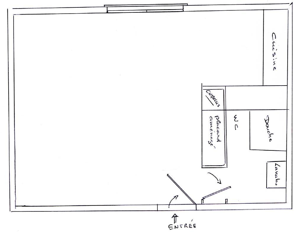 location studio montpellier de particulier particulier. Black Bedroom Furniture Sets. Home Design Ideas