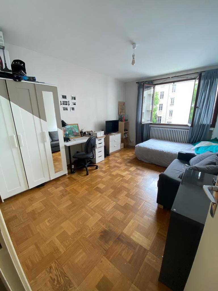 Location appartement entre particulier Lyon 06, appartement de 30m²