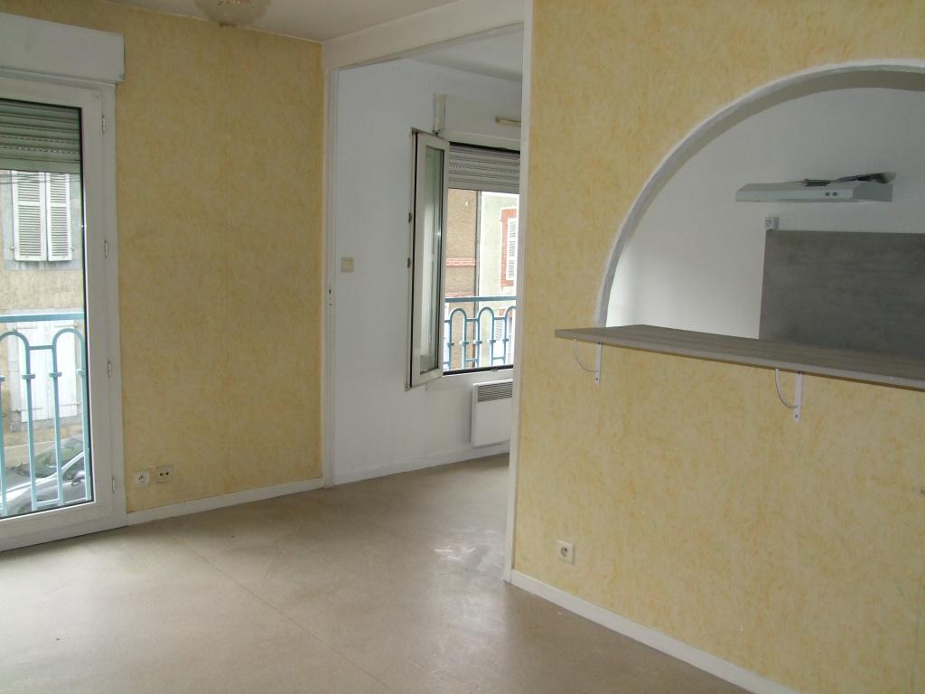 70m² pour ce joli appartement