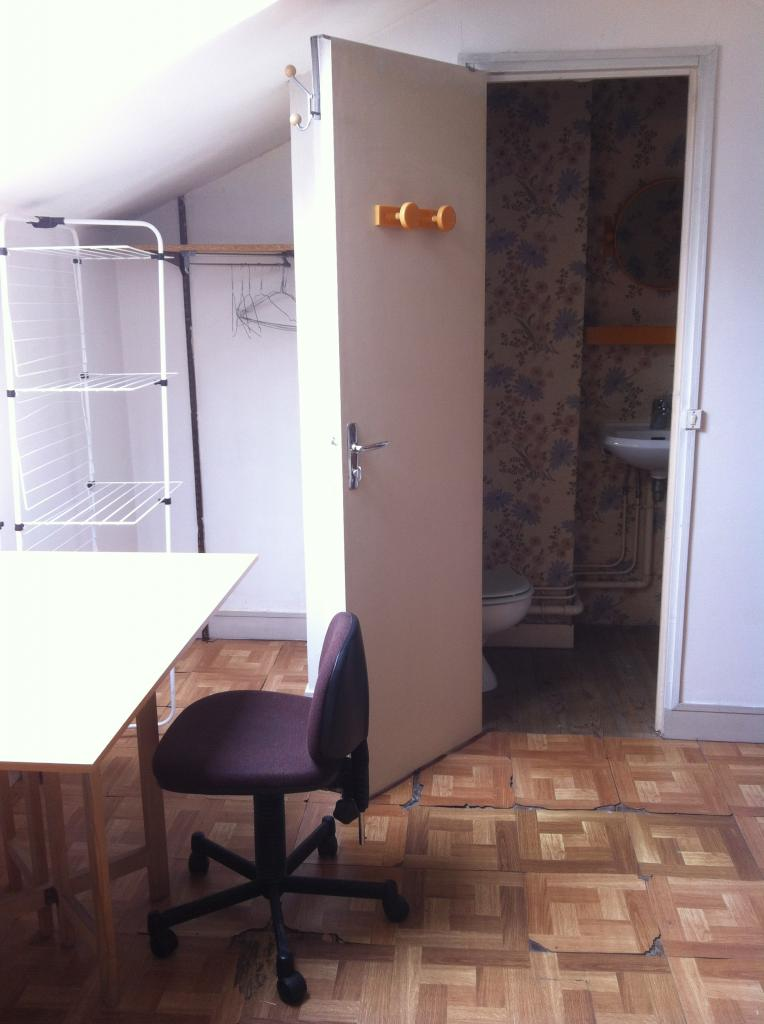 De particulier à particulier, chambre, de 14m² à Vitry-sur-Seine