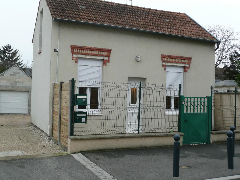 Location maison F2 Orleans - Photo 1