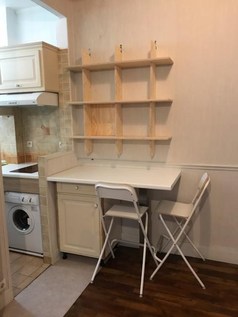 Location appartement T2 Paris 18 - Photo 2