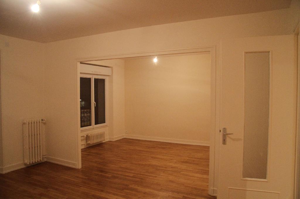 Location appartement entre particulier Brest, appartement de 76m²