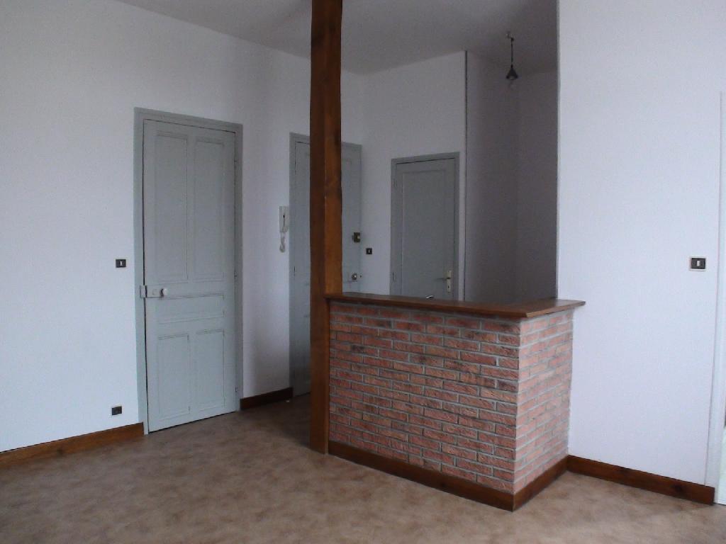 Location particulier à particulier, appartement à Remaucourt, 42m²