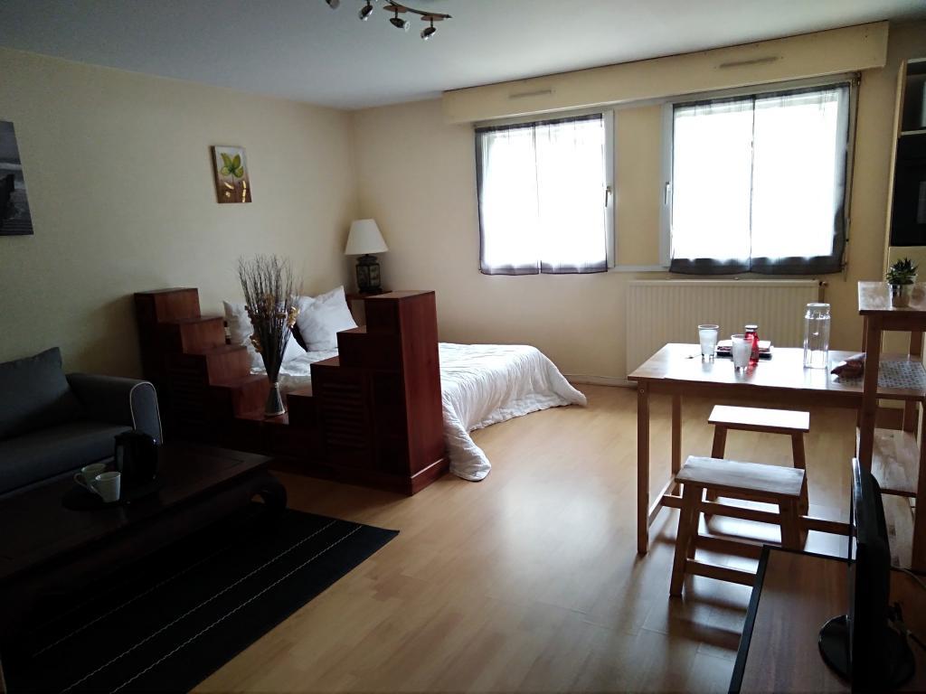 appartement de 35m2 louer sur vannes location appartement. Black Bedroom Furniture Sets. Home Design Ideas