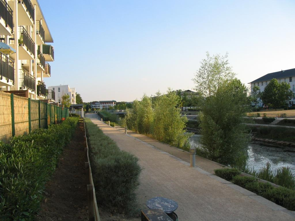 Appartement particulier, appartement, de 45m² à Fleury-Mérogis