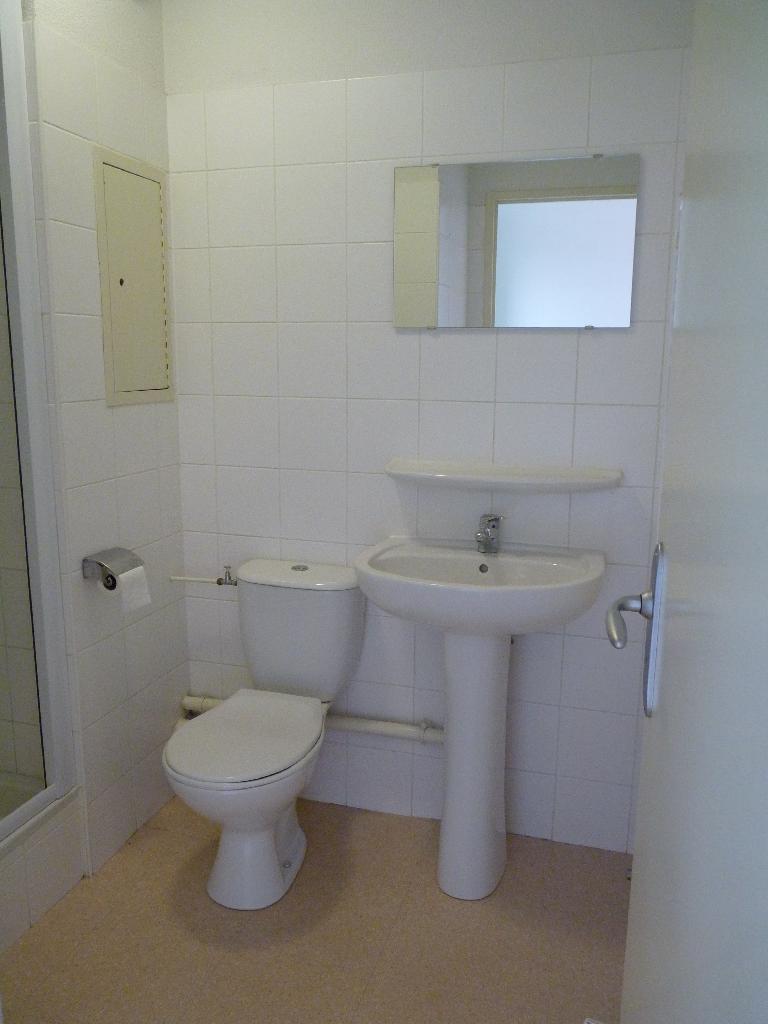 location de studio meubl sans frais d 39 agence grenoble 430 20 m. Black Bedroom Furniture Sets. Home Design Ideas