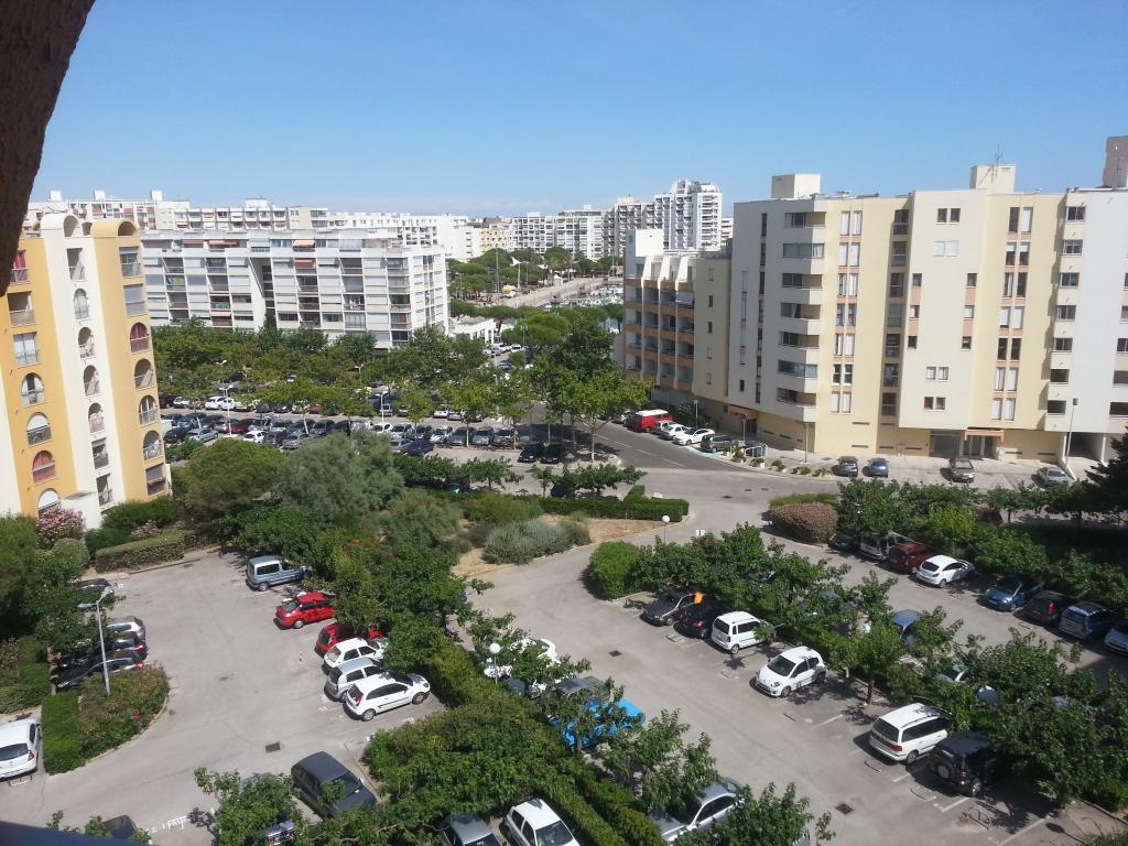 Appartement de 31m2 à louer sur Carnon Plage