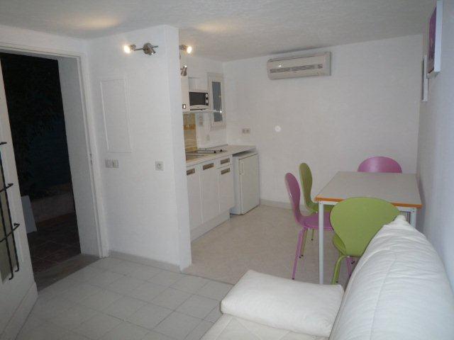 De particulier à particulier Cagnes-sur-Mer, appartement studio, 19m²