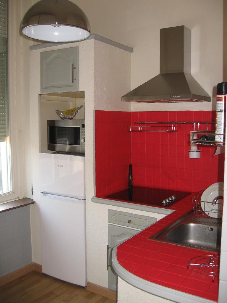 Location de studio meubl sans frais d 39 agence bethune 360 26 m - Location meuble electromenager ...