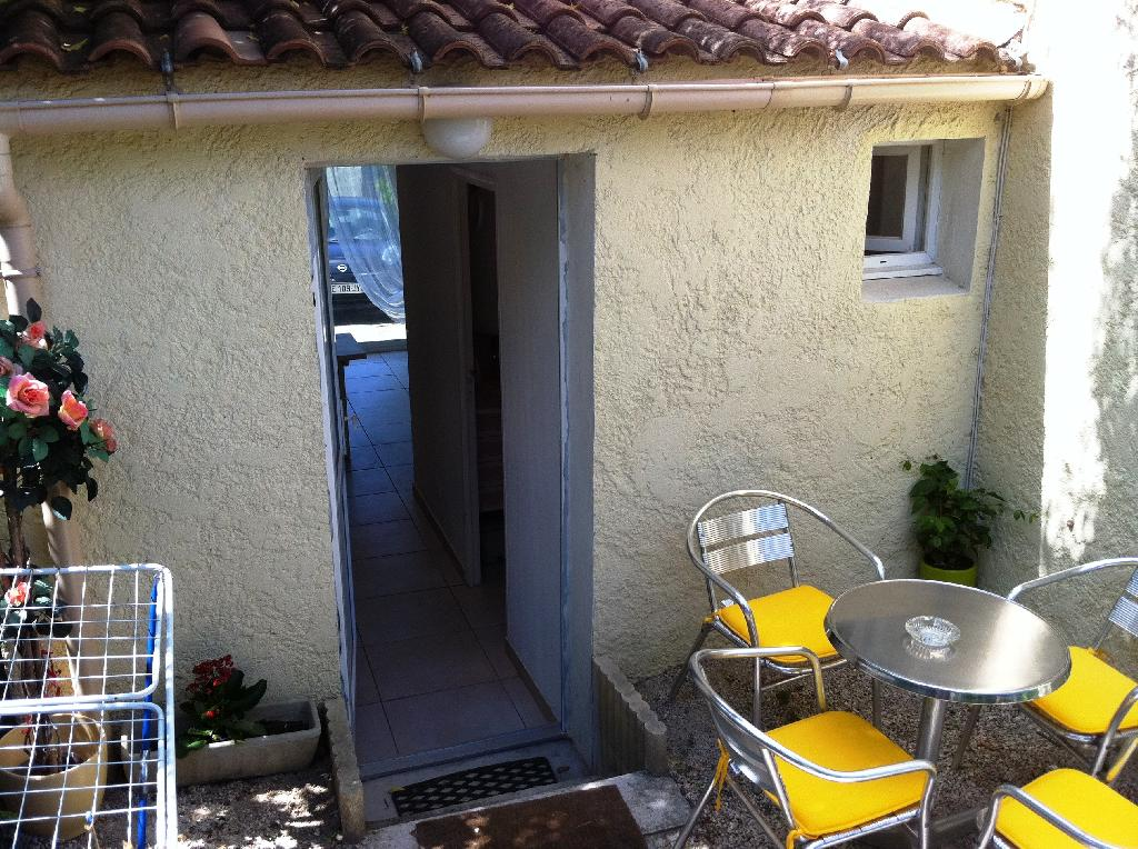 Location appartement entre particulier Ceyreste, studio de 28m²