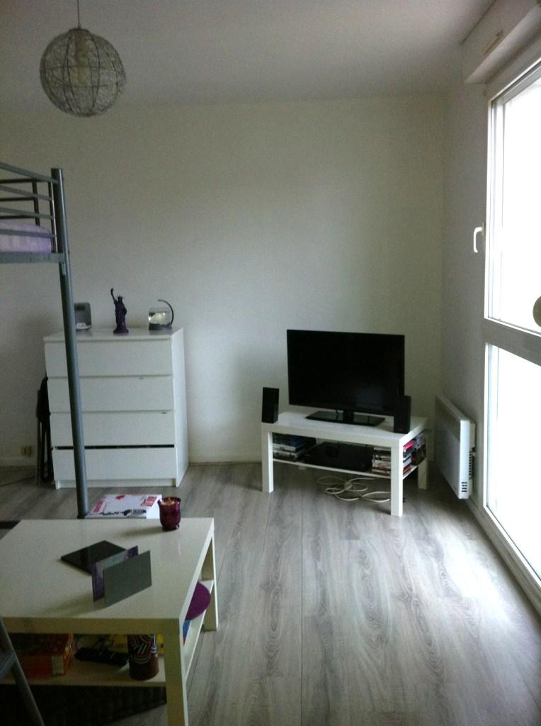 Location de particulier à particulier à Troyes, appartement studio de 24m²