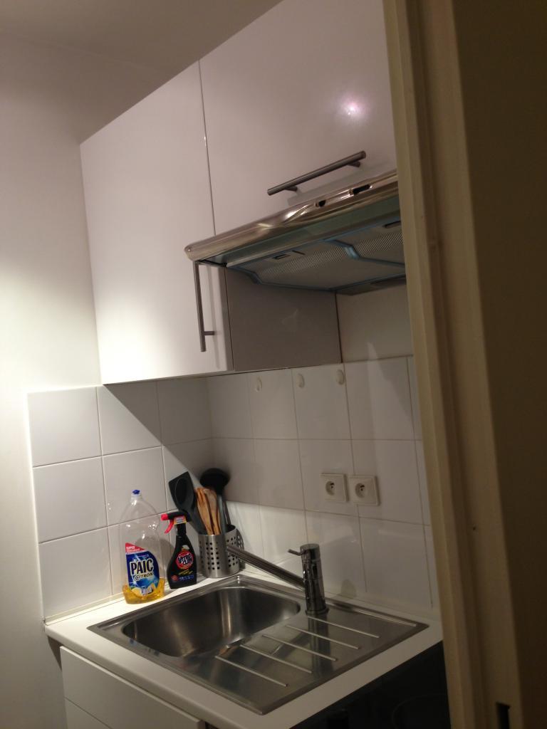 Location de studio meubl entre particuliers suresnes for Combien coute une cuisine equipee