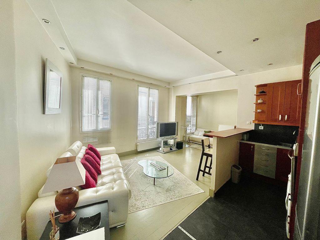 Location de particulier à particulier, appartement, de 50m² à Paris 16