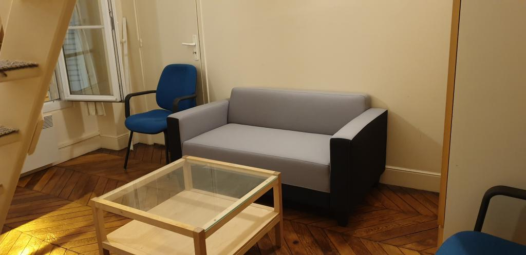 Location de particulier à particulier, studio, de 19m² à Paris 09